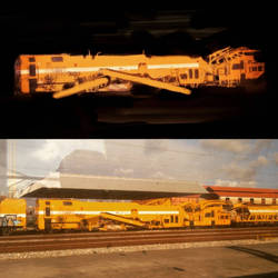 train  ship