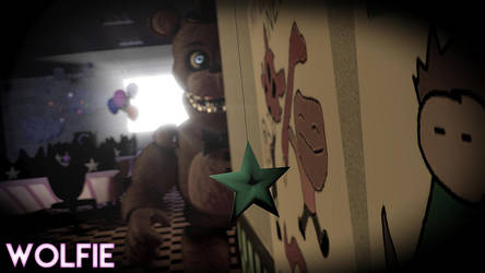[SFM/FNAF] Oh! Look at that Beatiful Star! by FWolfie