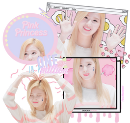 ++ONE IN A MILLION by PinkMonsterr