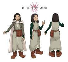 Neylin Concept Art - Blackblood