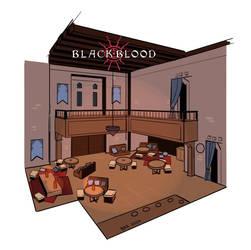 Bar concept - Blackblood
