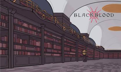 Library concept 2 - Blackblood