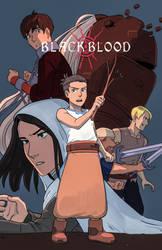Blackblood Cover Art