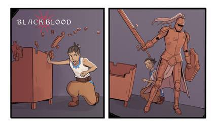 Kita Magic Concept - Blackblood