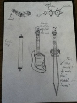 Bone Digger's new weaponment version