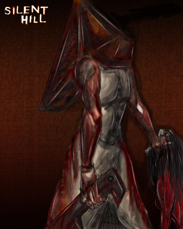 The Man of Silent Hill by MonkeyTheMan