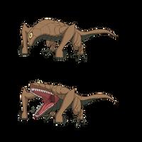 Isnashi Monster