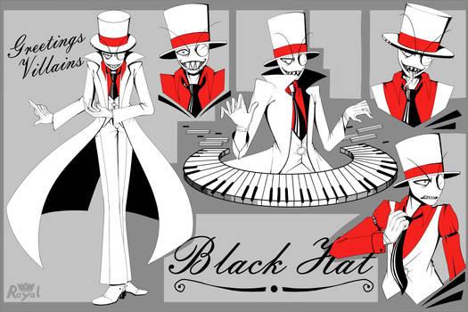 Black Hat sketches