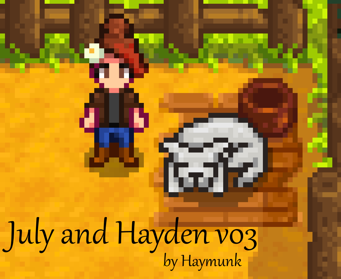 Stardew Valley Texture Mod by Haymunk on DeviantArt