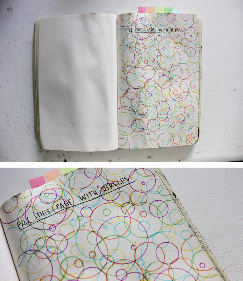WTJ - fill this page with circles. by Alicss