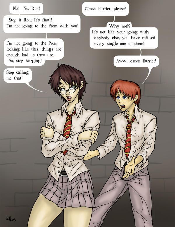 Harry Potter Gender Be...