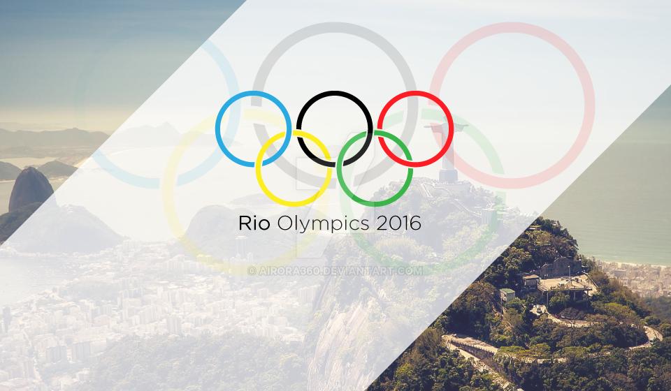Rio 2016 Olympics by Airora360