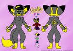 [[ Goldie The Fennec Folf - 2021 Ref Sheet ]]