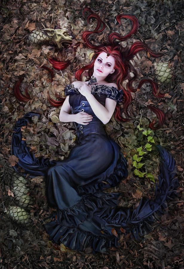 Brides of Dracula by Gven-ka