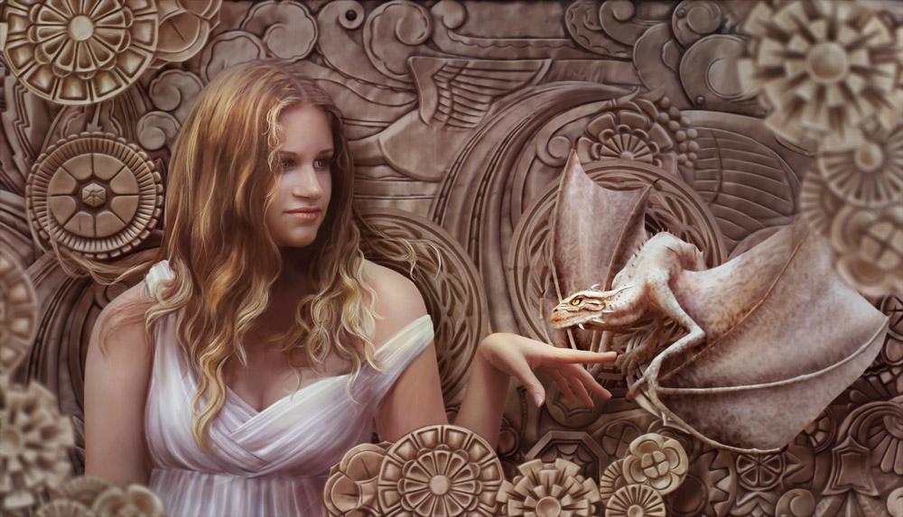Daenerys by Gven-ka