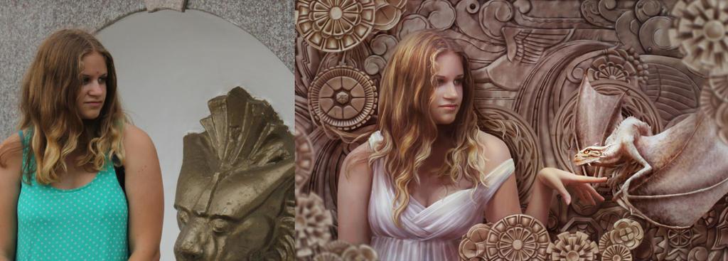 B-a Daenerys by Gven-ka