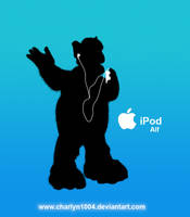 iPod Alf by charlyn1004