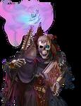Wesnoth - Malin_ancient lich
