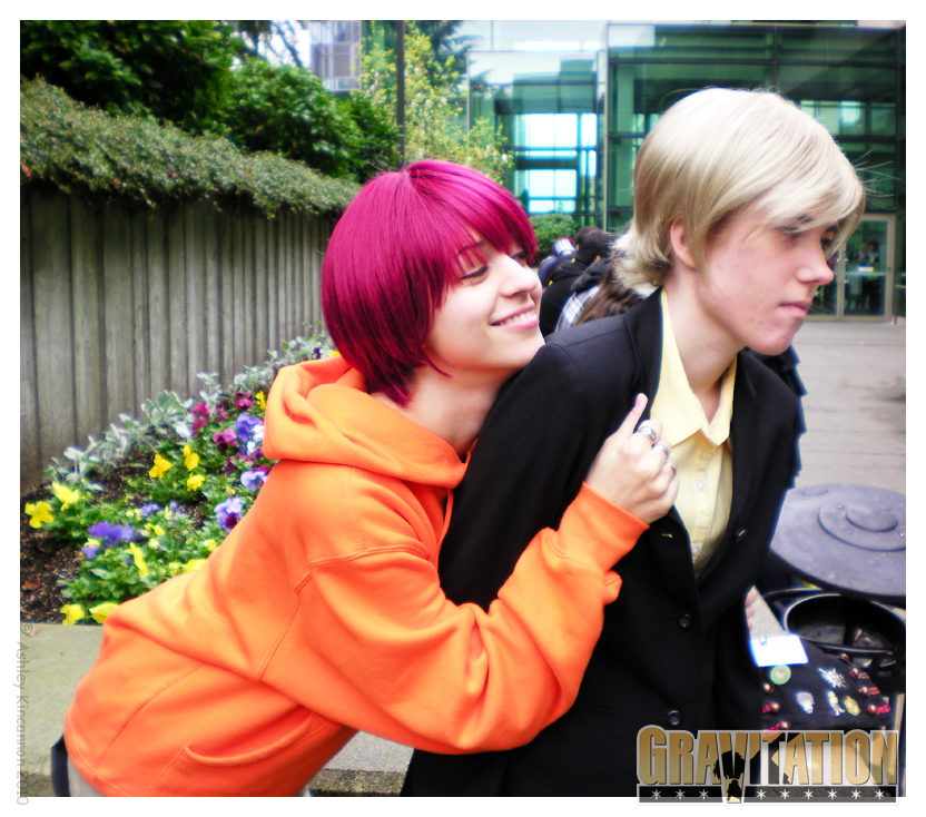 Gravitation Cosplay - LOVE ME by faore
