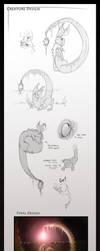Creature Design by faore