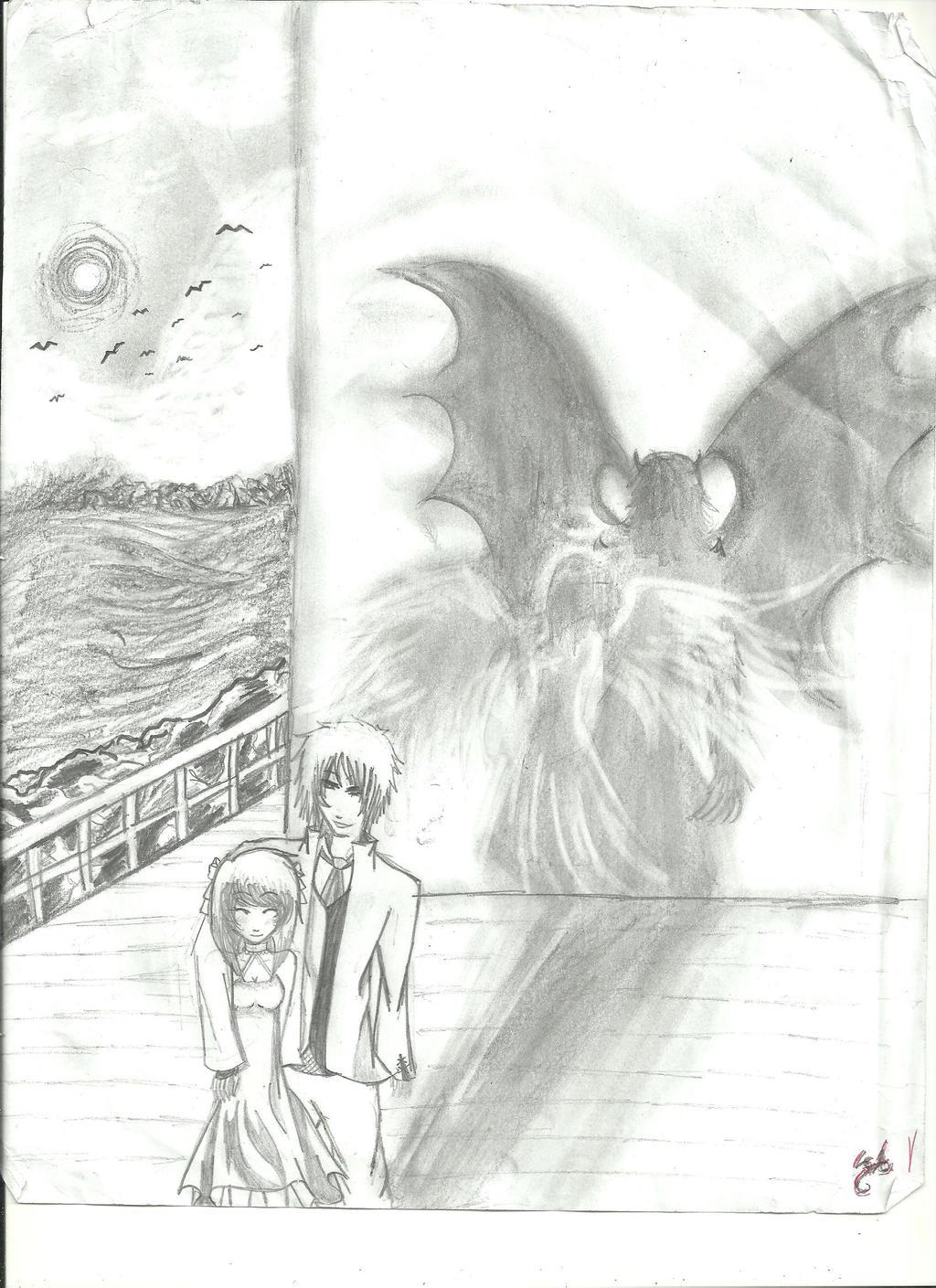 Angel y demonio 1 by Saki-Akihiko