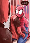 what are you doing spidey