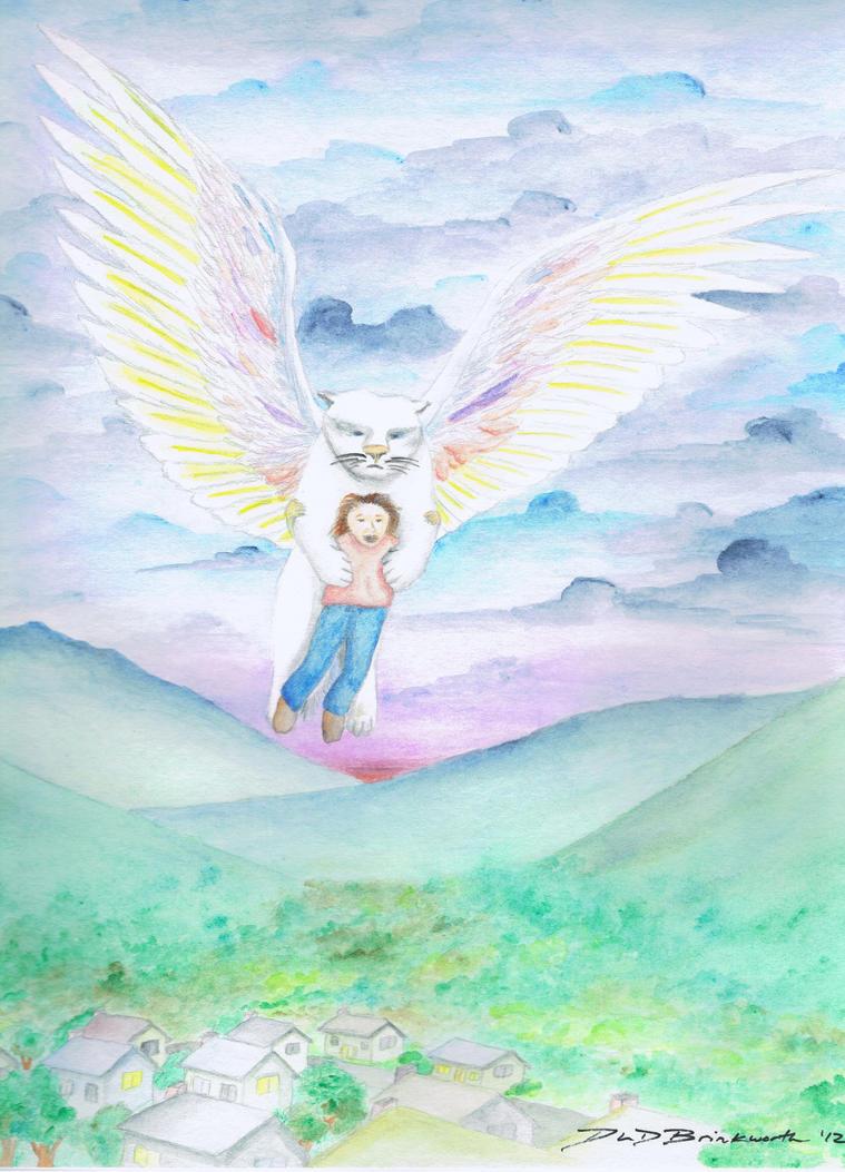 The Flight by taibossigai