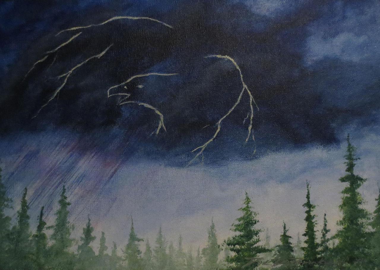 Thunderbird by taibossigai