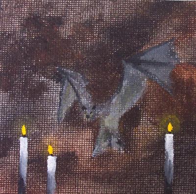 Bat by taibossigai