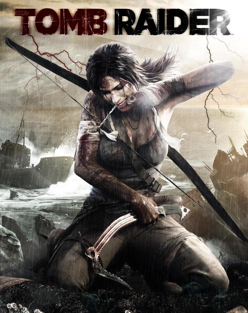 Tomb Raider - Reborn Contest by DDesignSlovenia