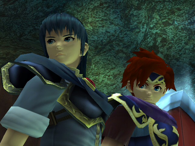Image result for marth and roy melee