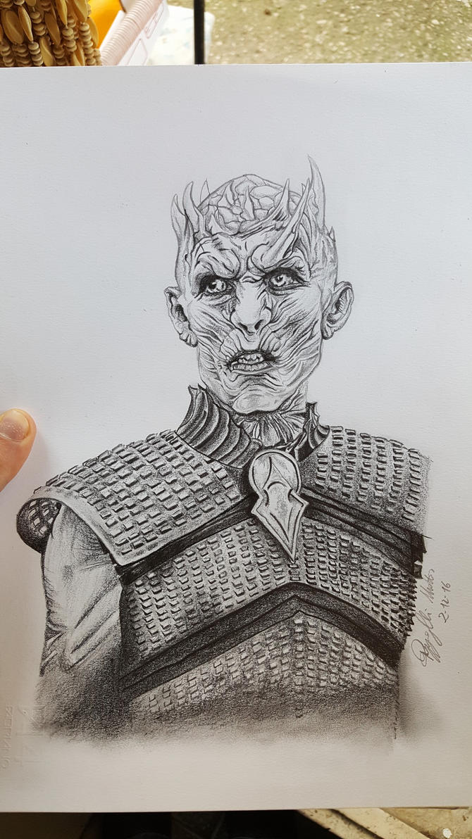 Night King - Game of Thrones. by Pizza90