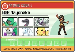 Pokemon Mayonaka's Aloha team by cardfightvanguard62
