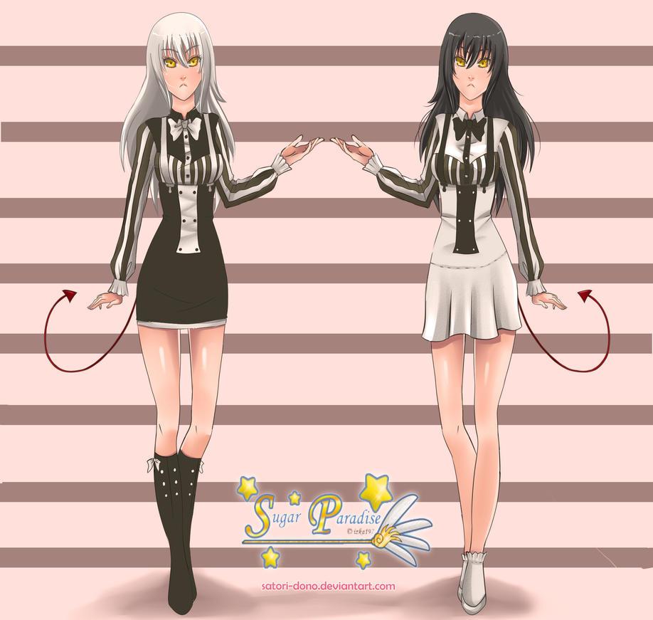 Sugar Paradise Contest by Satori-dono