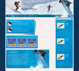snowboard layout
