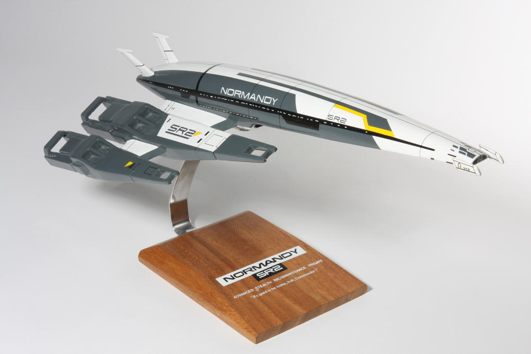 Normandy SR2 desktop model 1 by MadcatDrannon