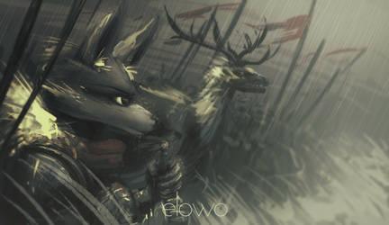 The Rains of Battle