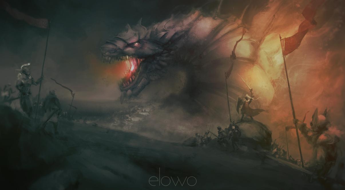 Dragon Assault by EvoBallistics