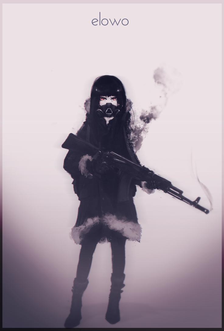 Wanderer by EvoBallistics