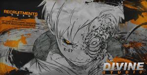 [RECRUTEMENT OUVERT] Divine Studio by DivineStudi0
