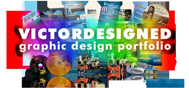 victordesigned.com - portfolio by wildsway18
