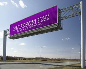 Large Billboard Advertising by wildsway18