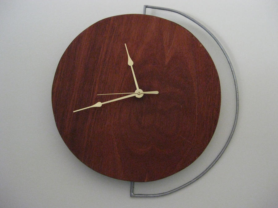 BauHaus Clock Design By Blow up tre1 On DeviantArt
