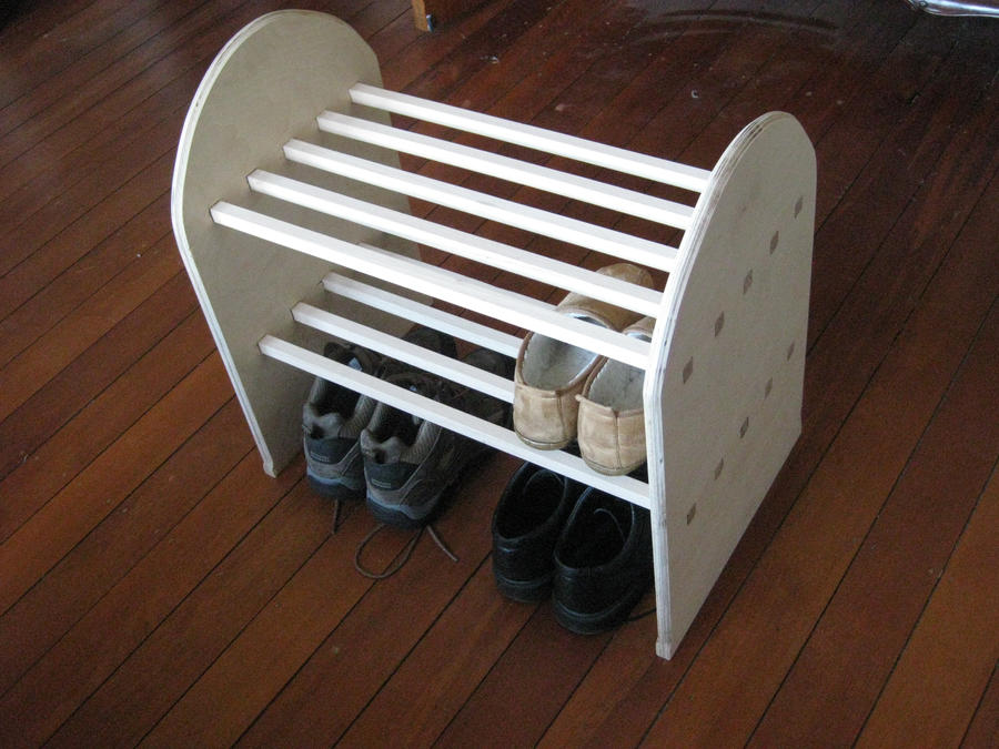 Shoe Rack 2010 by Blow-up-tre1
