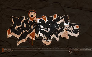 Graphic Design flyer front by rodmen