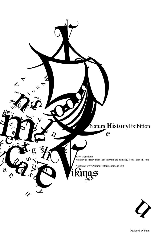 vikings poster by rodmen on deviantart