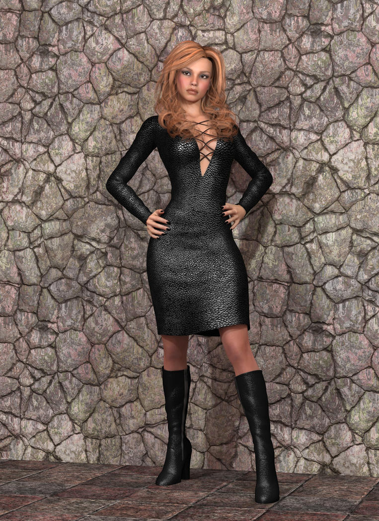 Monicia 007 by horpheu