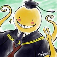 Assassination Classroom - Koro sensei! by eminahimesama