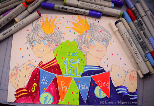 [BIRTHDAY PRESENT] Suno - Suta