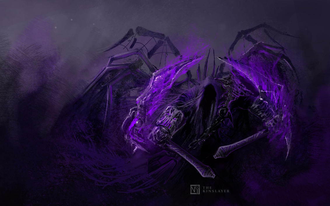 darksiders 2 fanart - the kinslayernovaillusion on deviantart